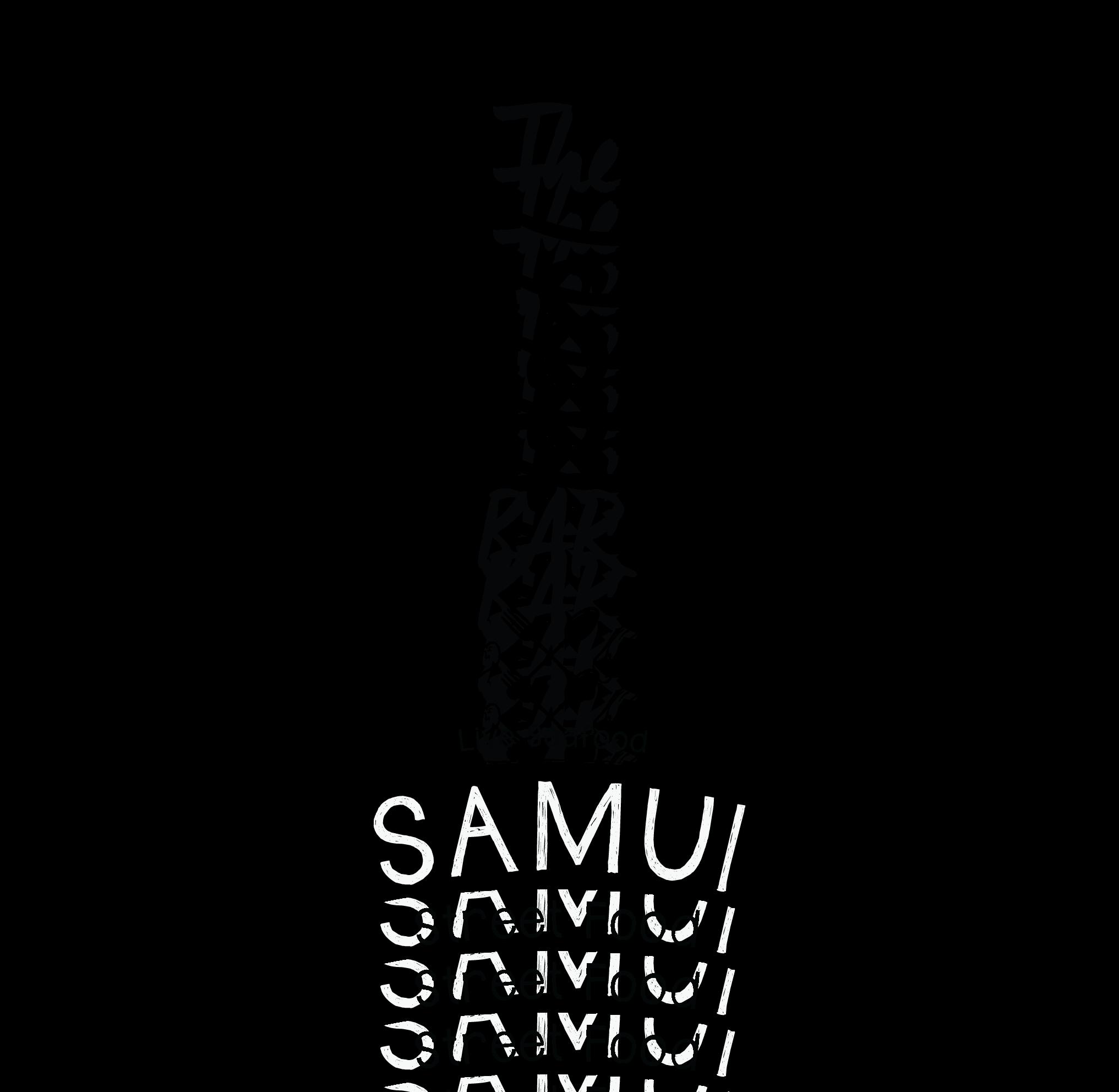 Oyster bar x Samui
