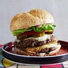 Beef Burger Double