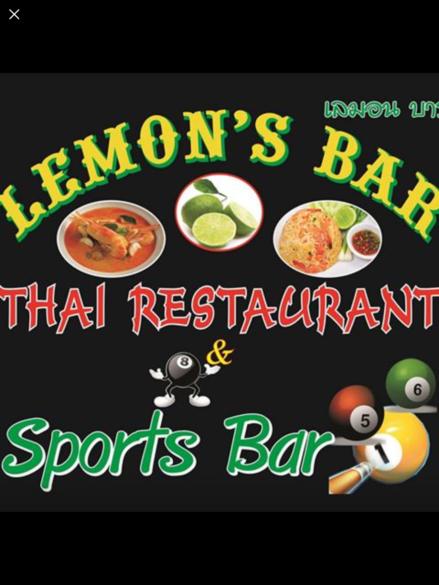 Lemon's Thai restaurant
