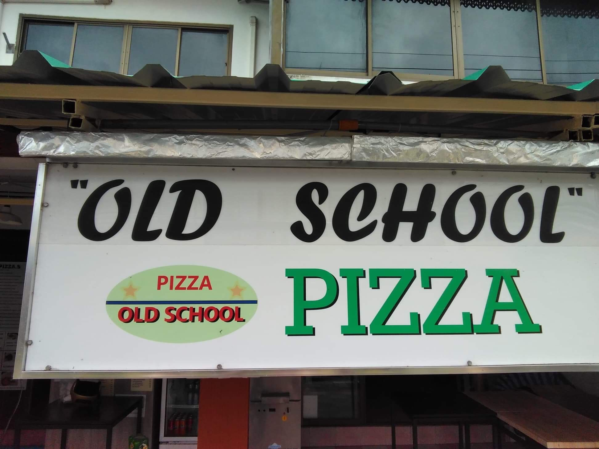 Pizza Saleted