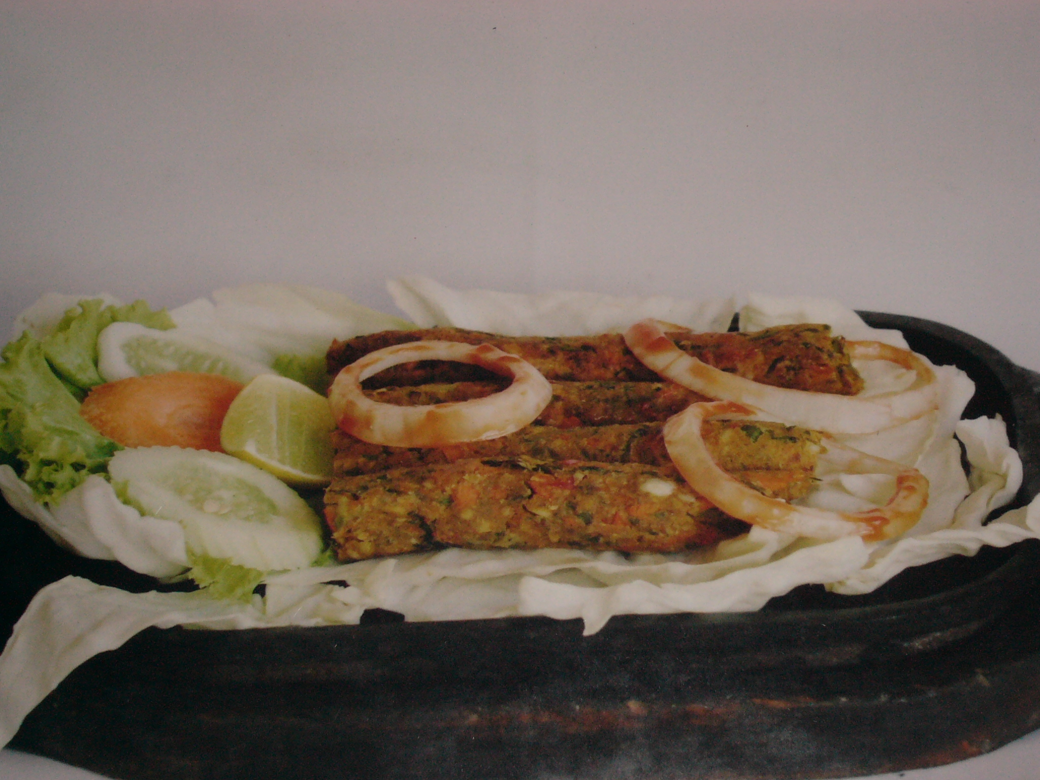 Vegetable Kebab