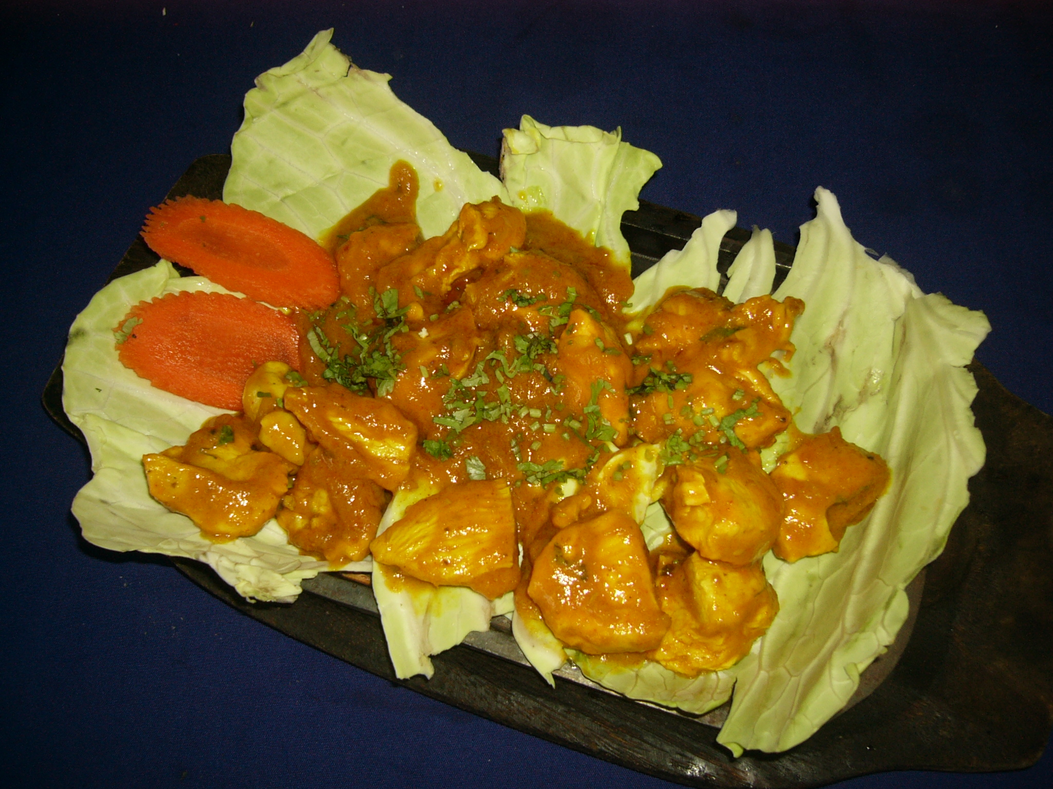 Chicken Tawa