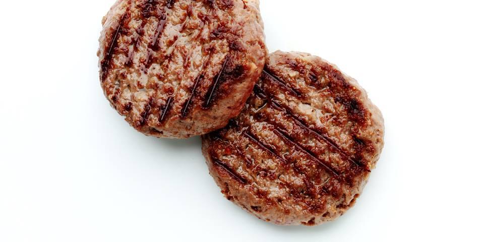 Beefburgers 4 per 500g
