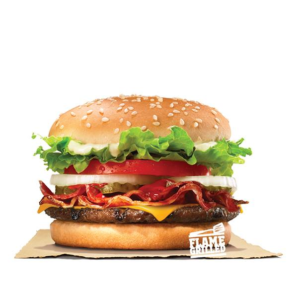 WHOPPER JR. BACON CHEESE (PORK)