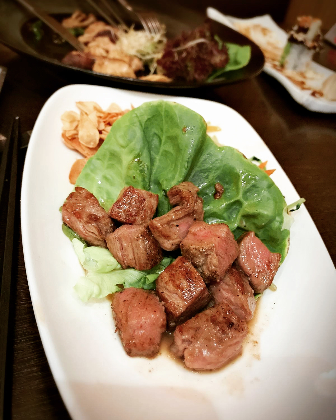 BEEF GRILLED (WAGYU A5)50 g.