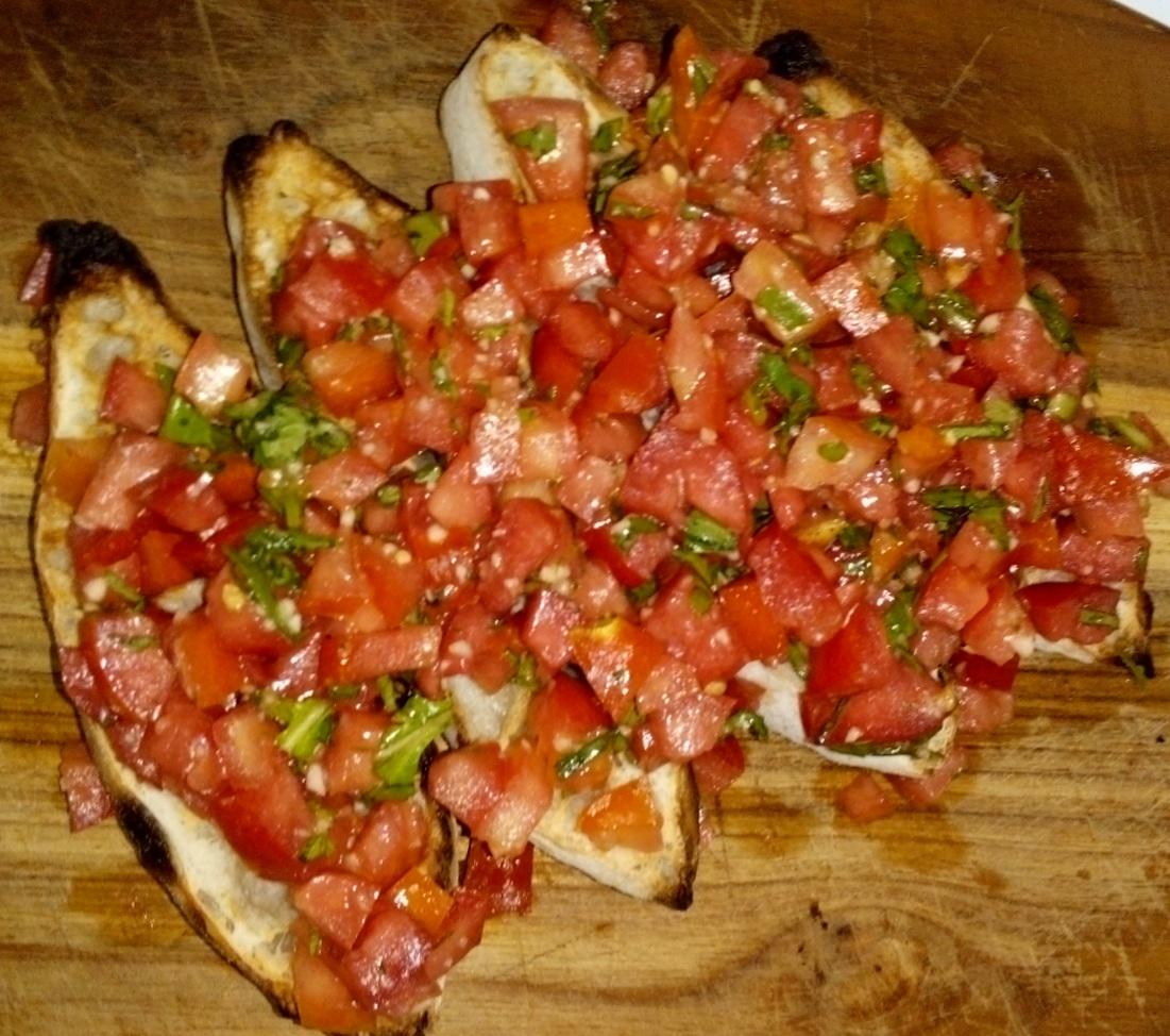 Bruschetta Tomato (Pomodoro)