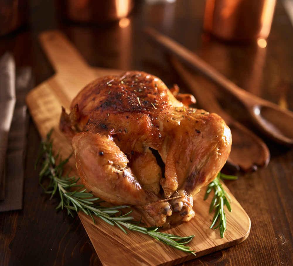 Quarter Rotisserie Chicken
