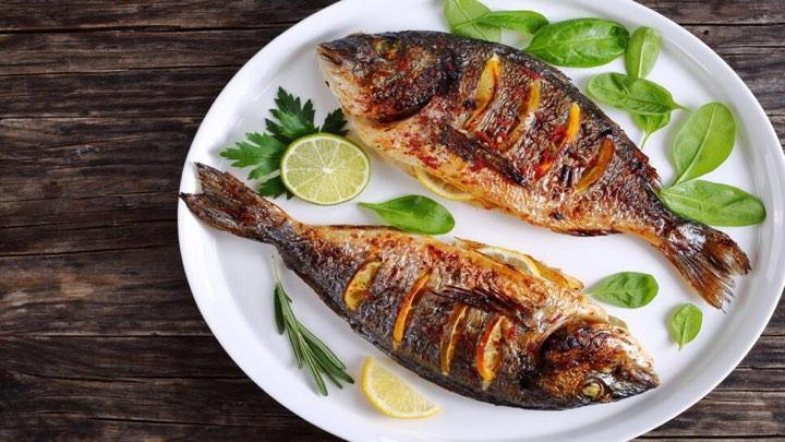 Catch of the day (Seabass, Snapper, Meru or Barracuda)