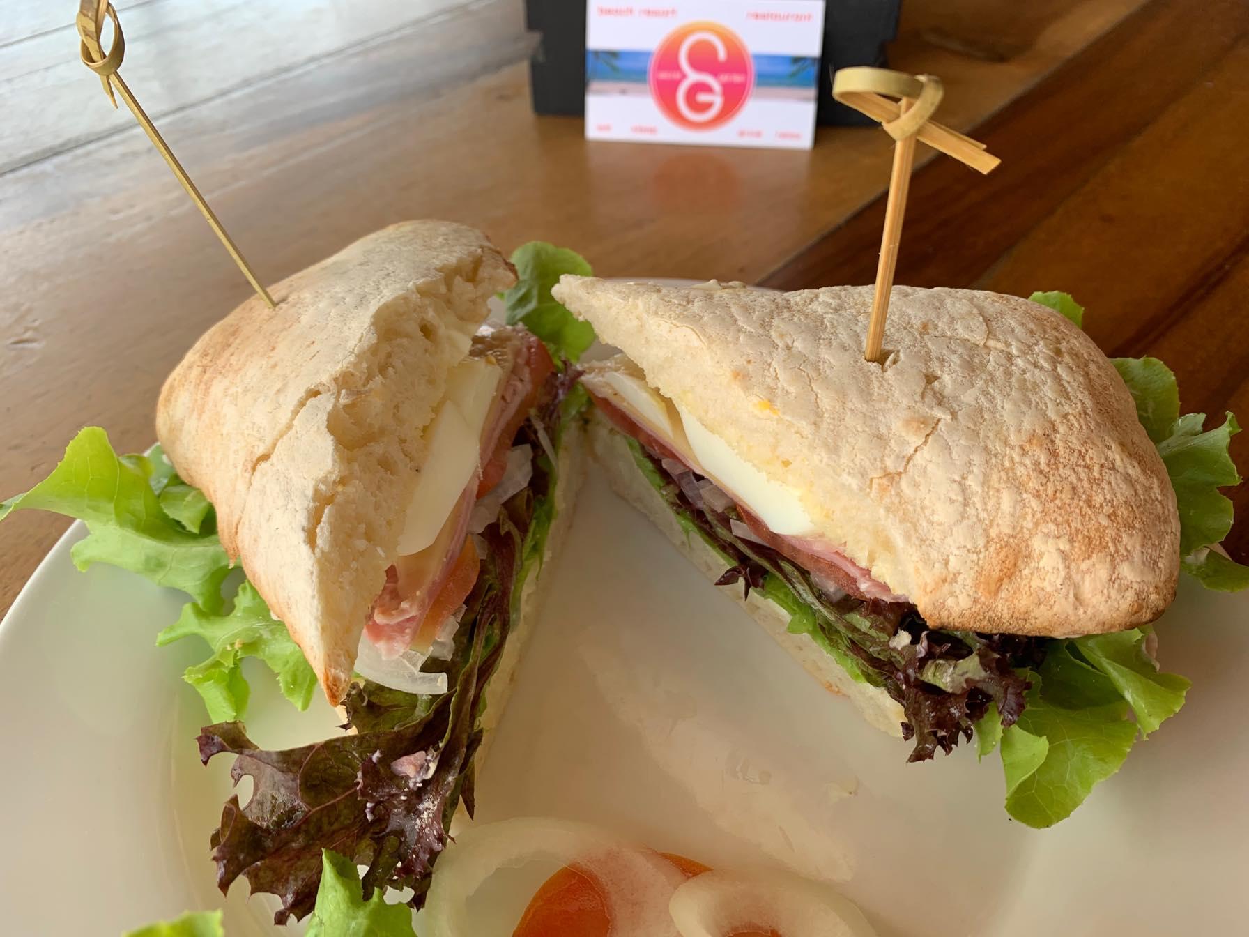 "Sandwich ""Dutch Treat"""