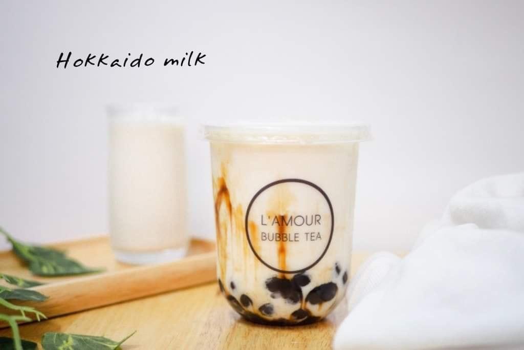 Hokkaido Fresh Milk