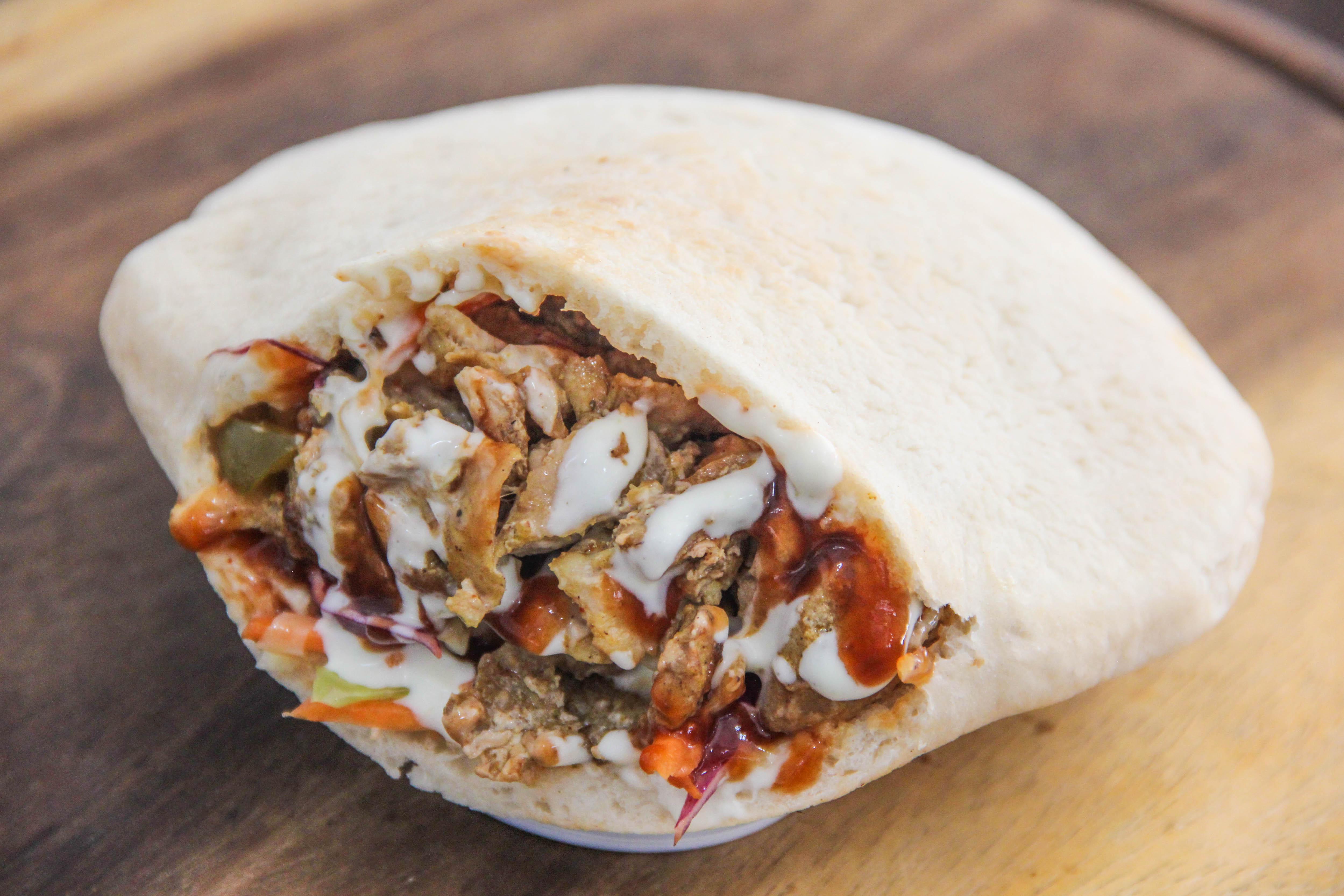 Chicken Kebab Pita