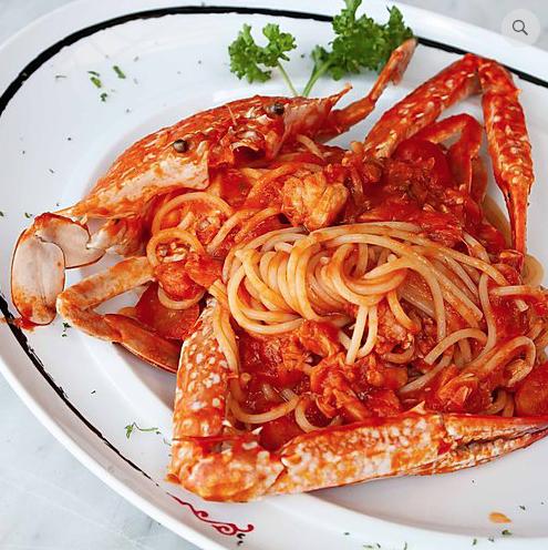 Red Crab Pasta