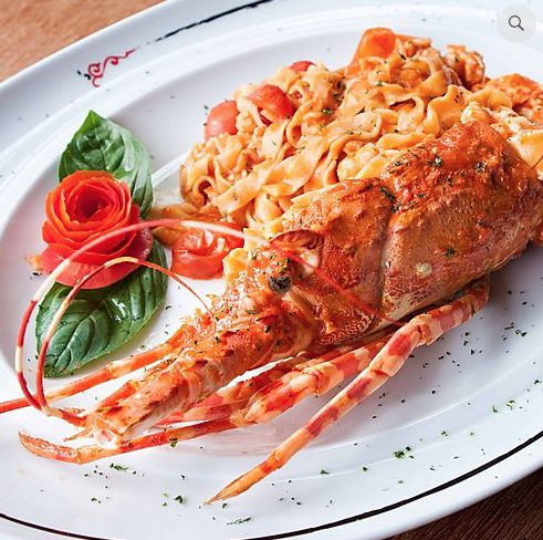 Andaman Lobster Pasta
