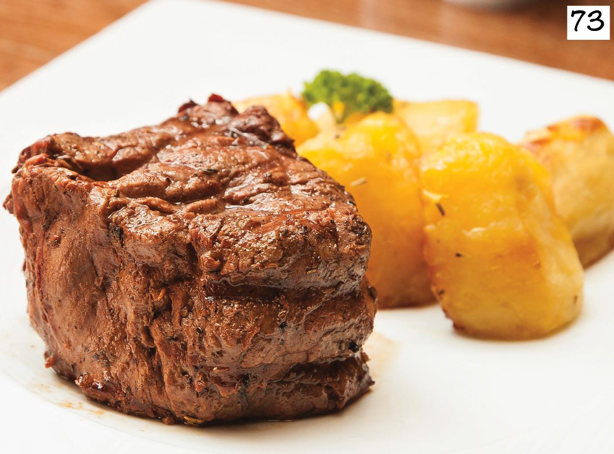 """Grilled Australian Beef Tenderloin """"Filetto"""""""
