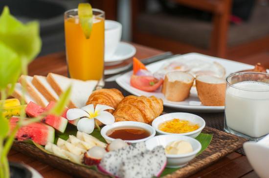 Continental Breakfast Set