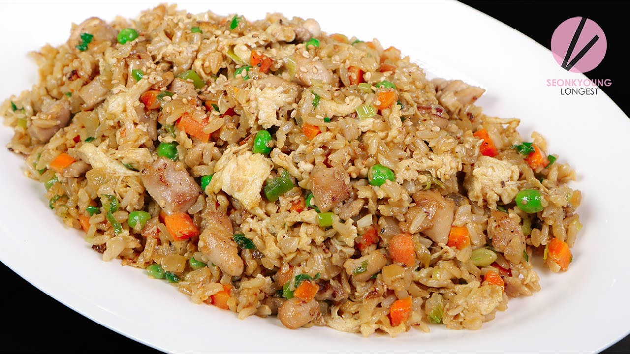 Khao Pad Chicken
