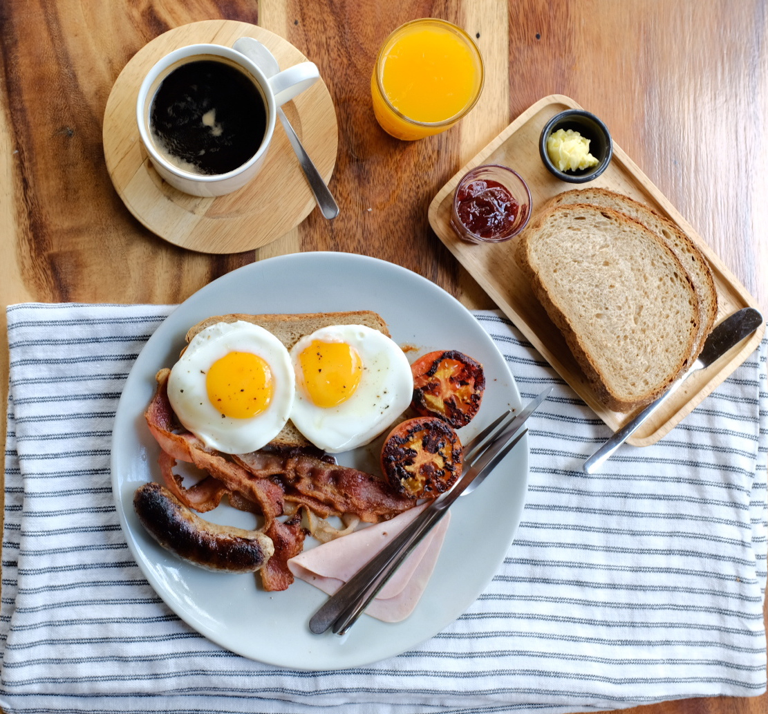 American Big Breakfast