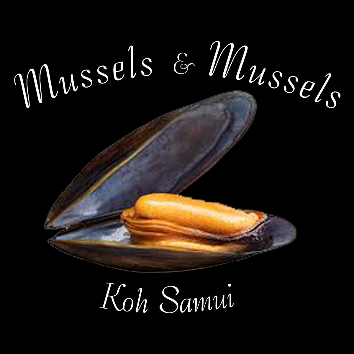 Mussels & Mussels  [ หอยแมลงภู่ ]