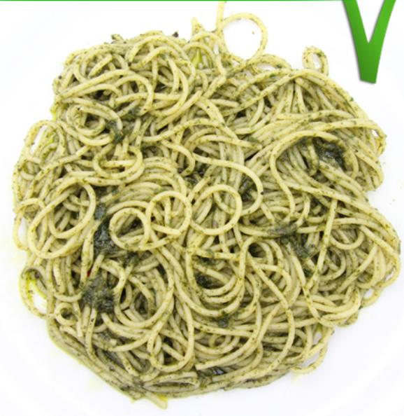Al Pesto Pasta
