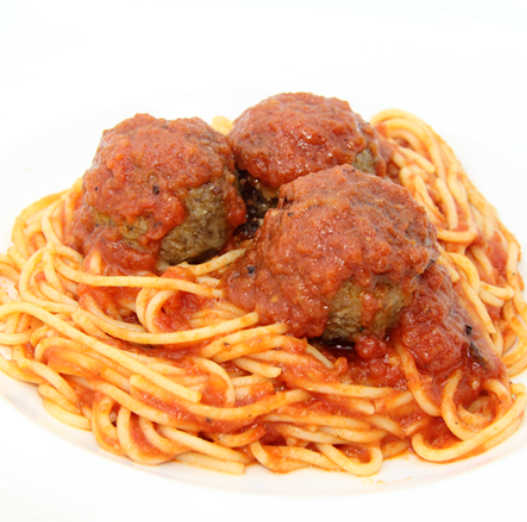 Meat Ball Pasta