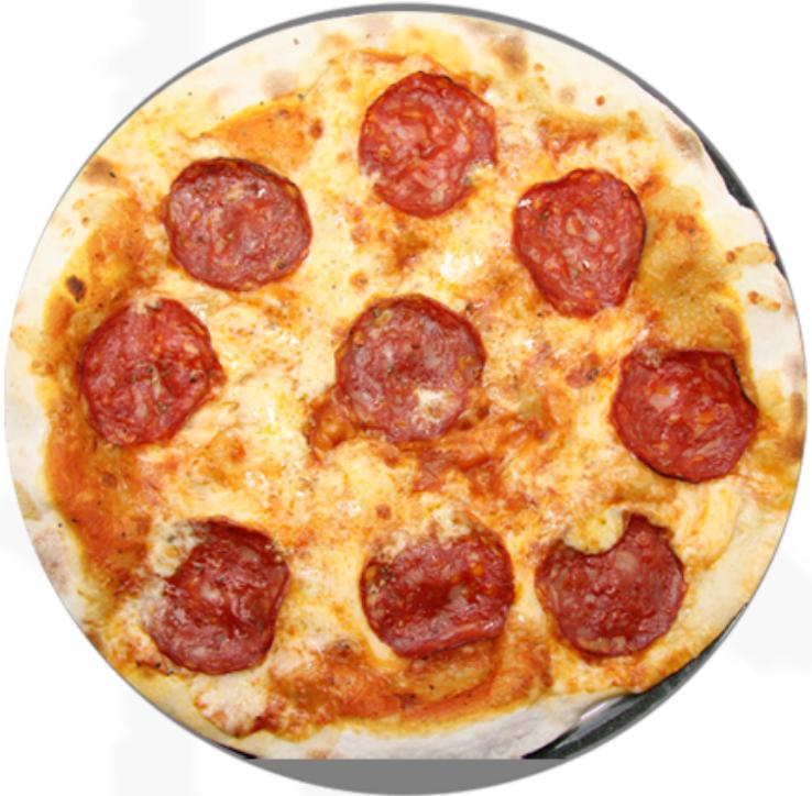 Chorizo Pizza