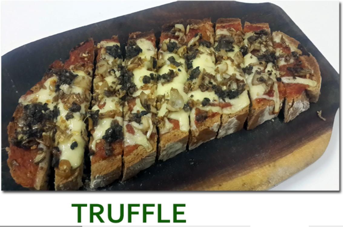 Truffle Bruschetta