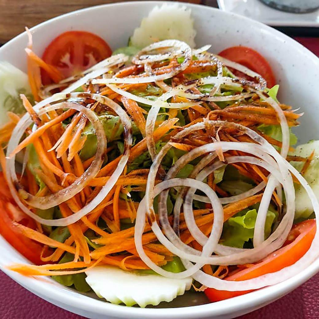 Mixed salad (classic)
