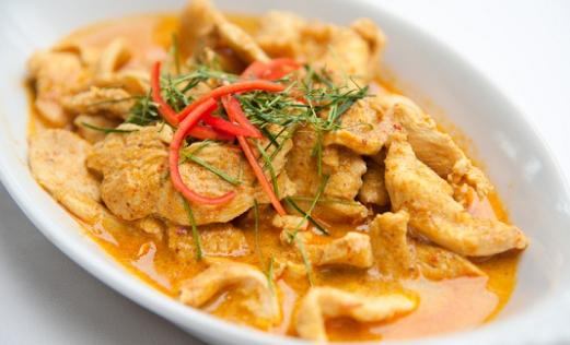 Panaeng (chicken/pork)