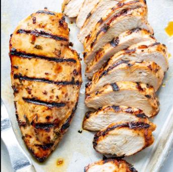 Grilled (chicken/pork)