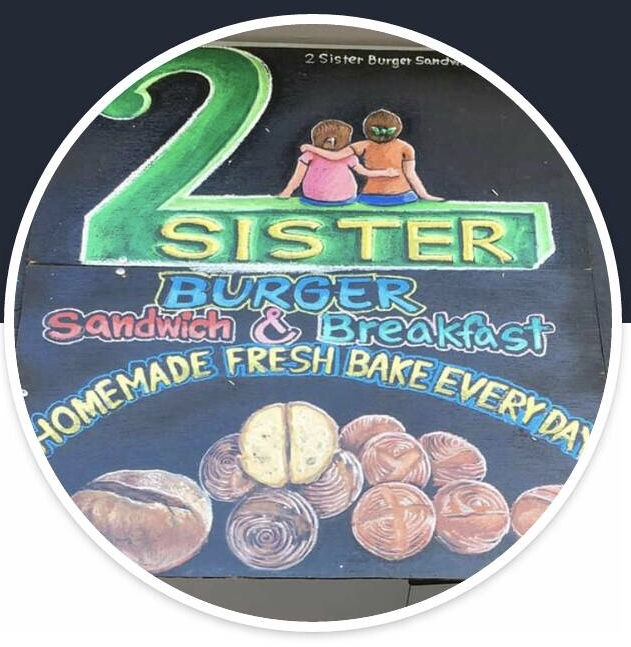 2 SISTER BURGER Sandwich & Breakfast