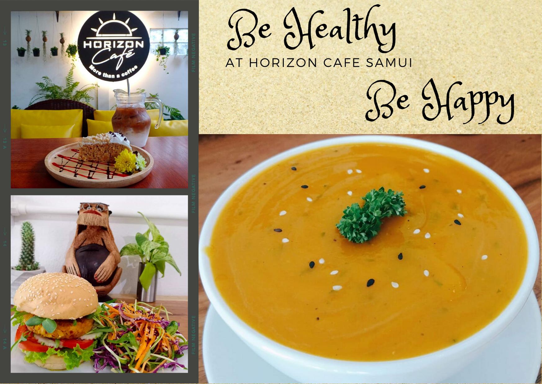 Horizon Café Samui (Nathon)