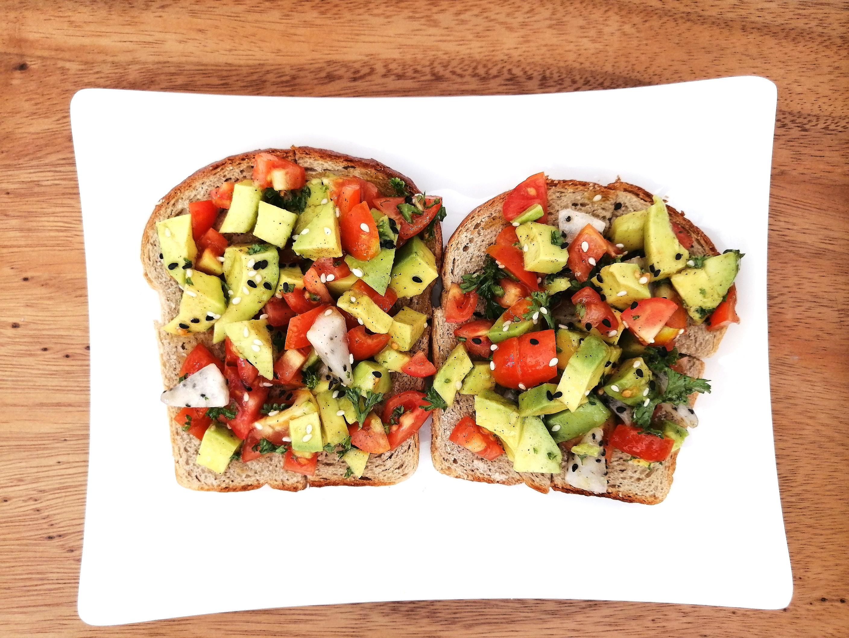 Avocado Toast 2 pcs.