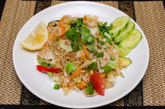Khao Pad Chicken