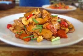 Chicken Cashew nuts