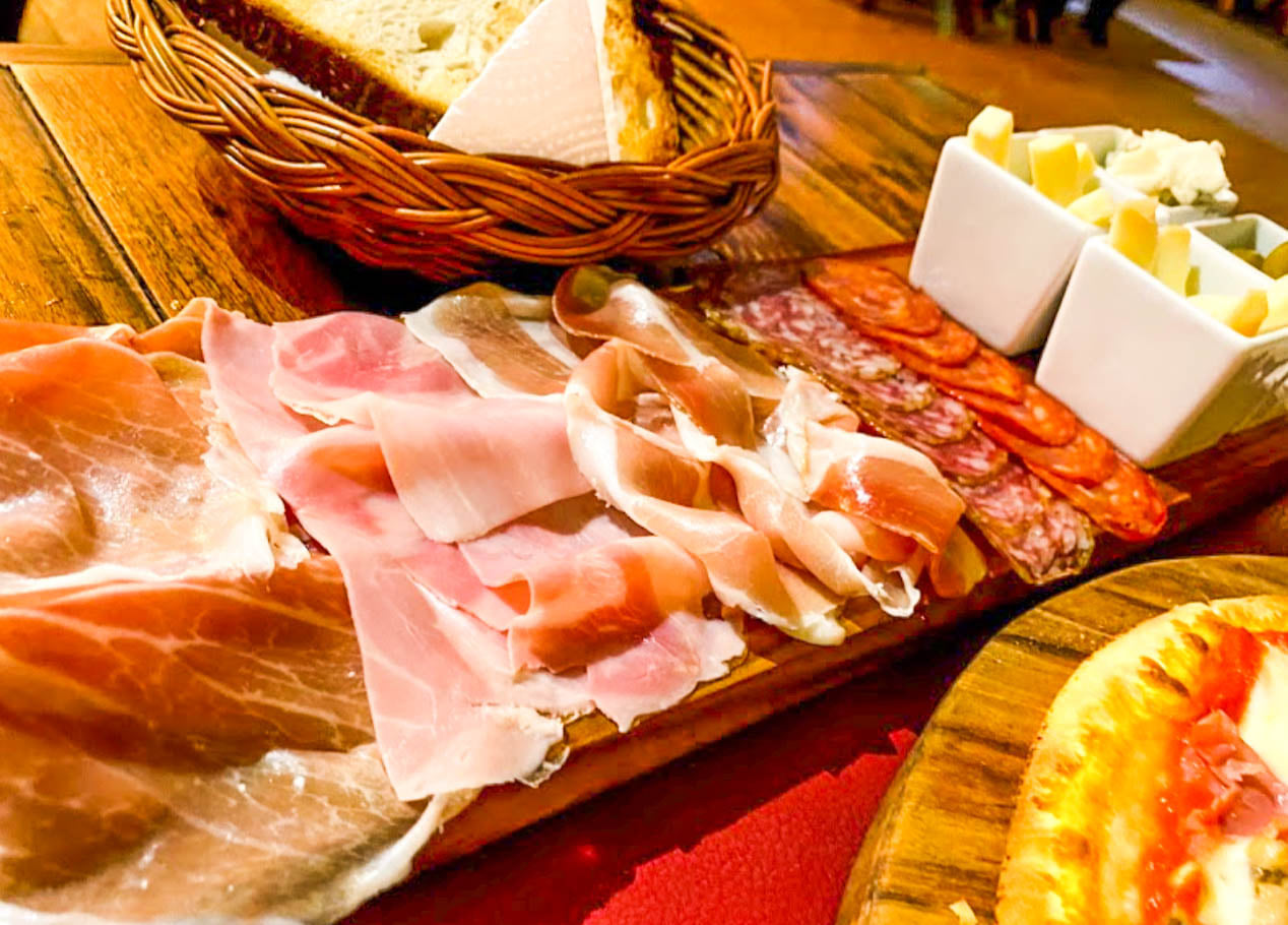 Mix Cheese & Cold Cuts for 2 person