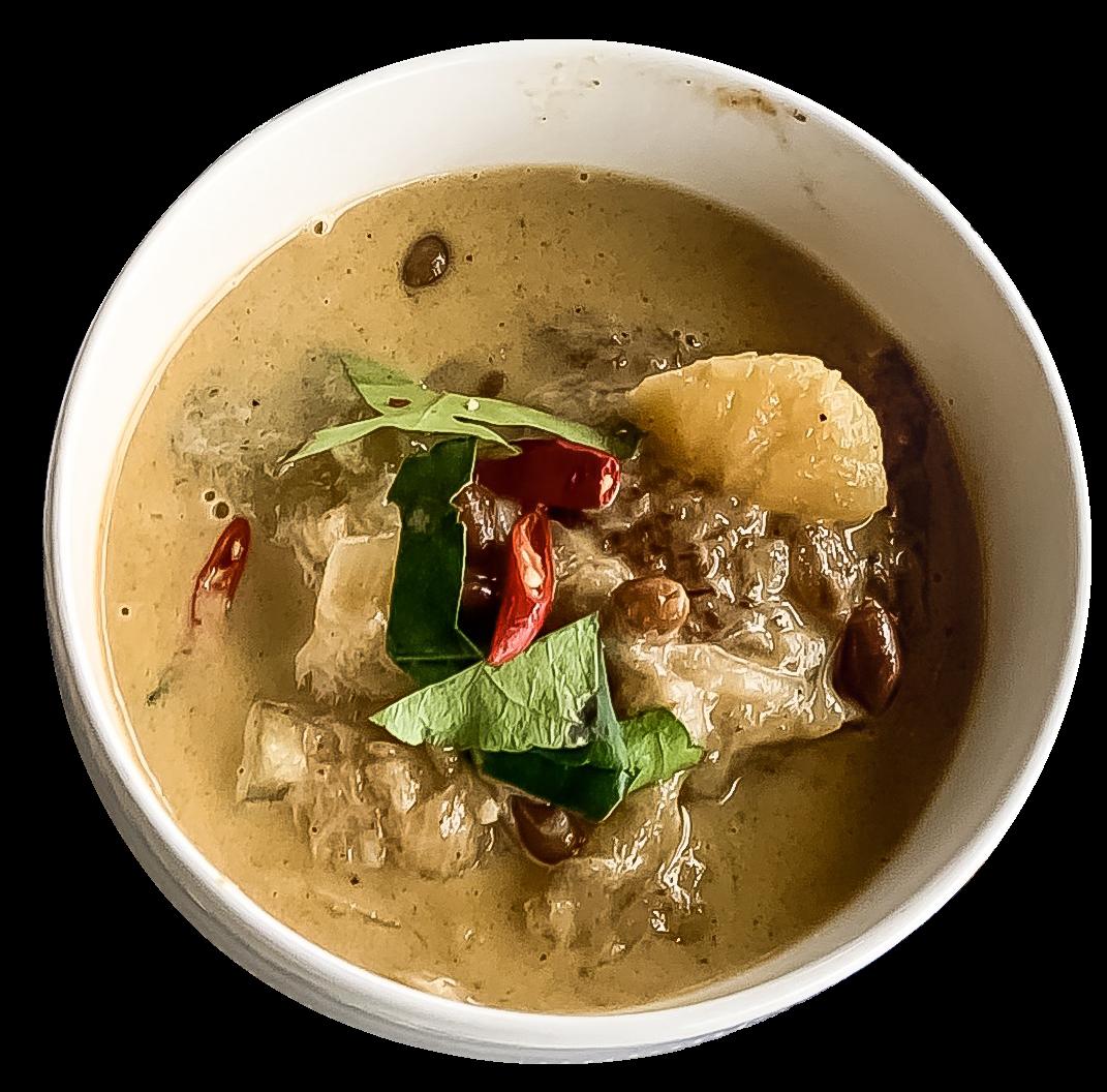 Massaman Chicken w/ steamed rice