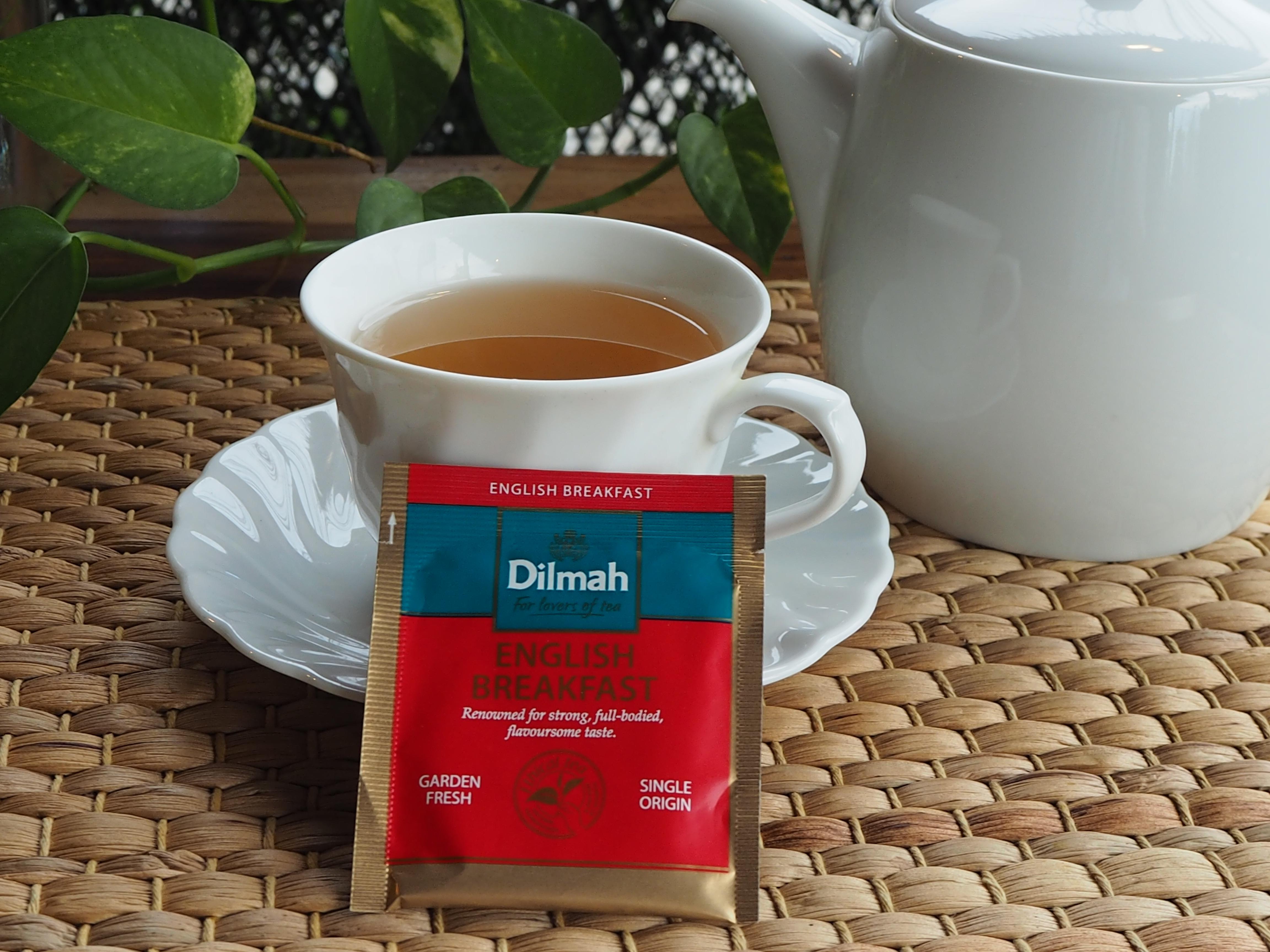 Tea  -English Breakfast/ Earl Grey/Ceylon