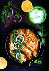 Chicken Do Piyaza