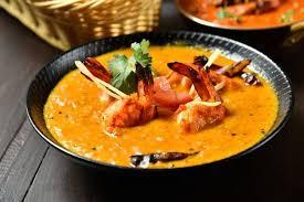 Bombay Prawn Curry