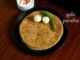 Gobi Parantha