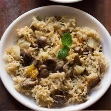 Mushroom Pillau