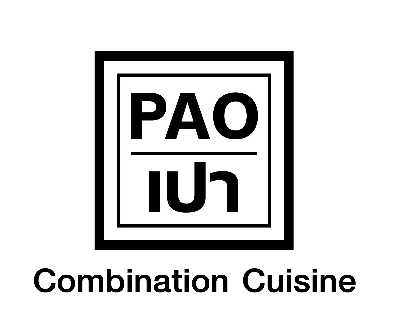 PAO Combination Cuisine