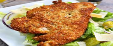Milanese Chicken Escalope