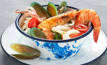 Coconut Soup or Tom Ka Shrimp or Seafood