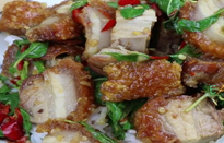Pad Kra Pao Crispy Pork