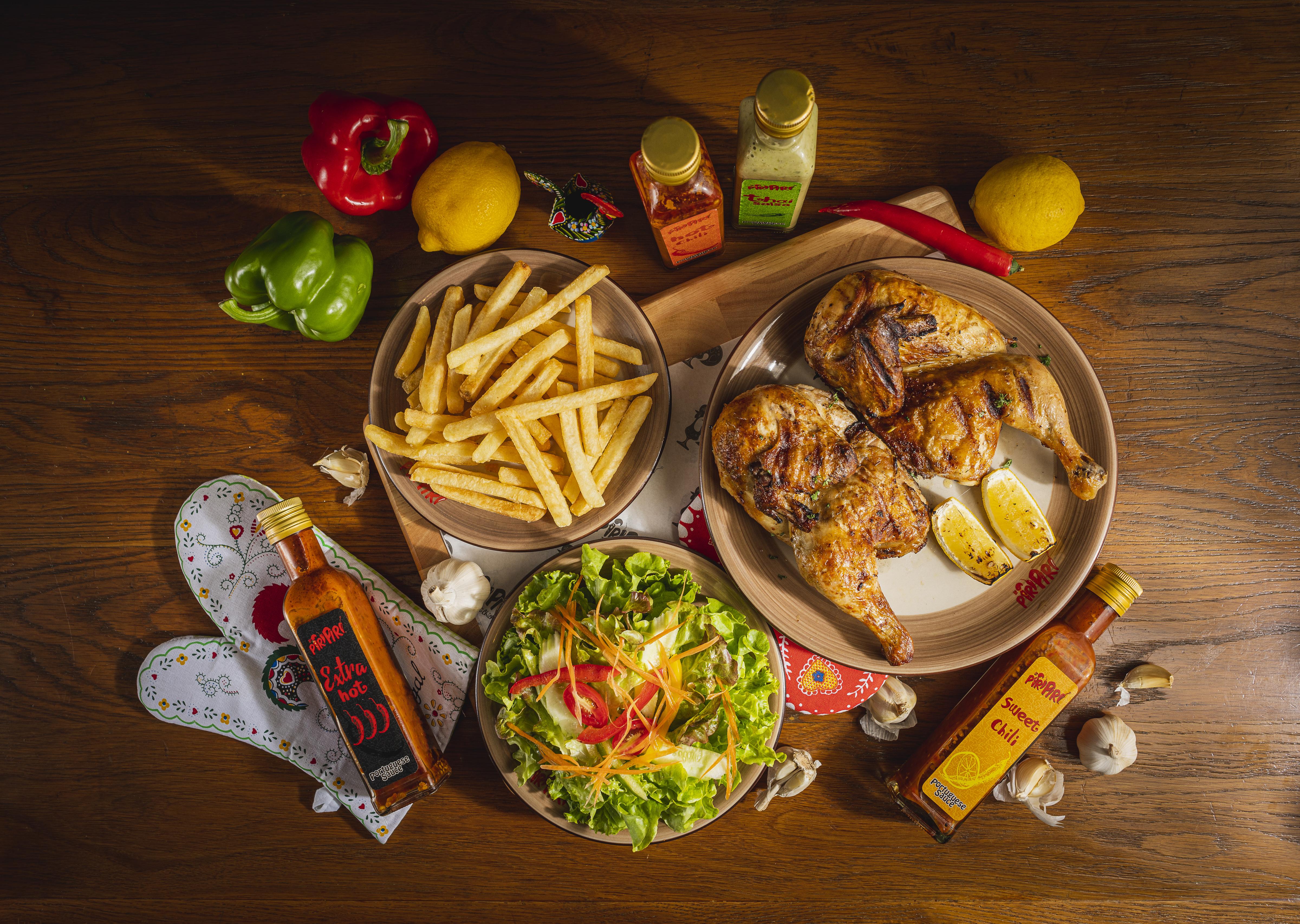 Whole Chicken Set